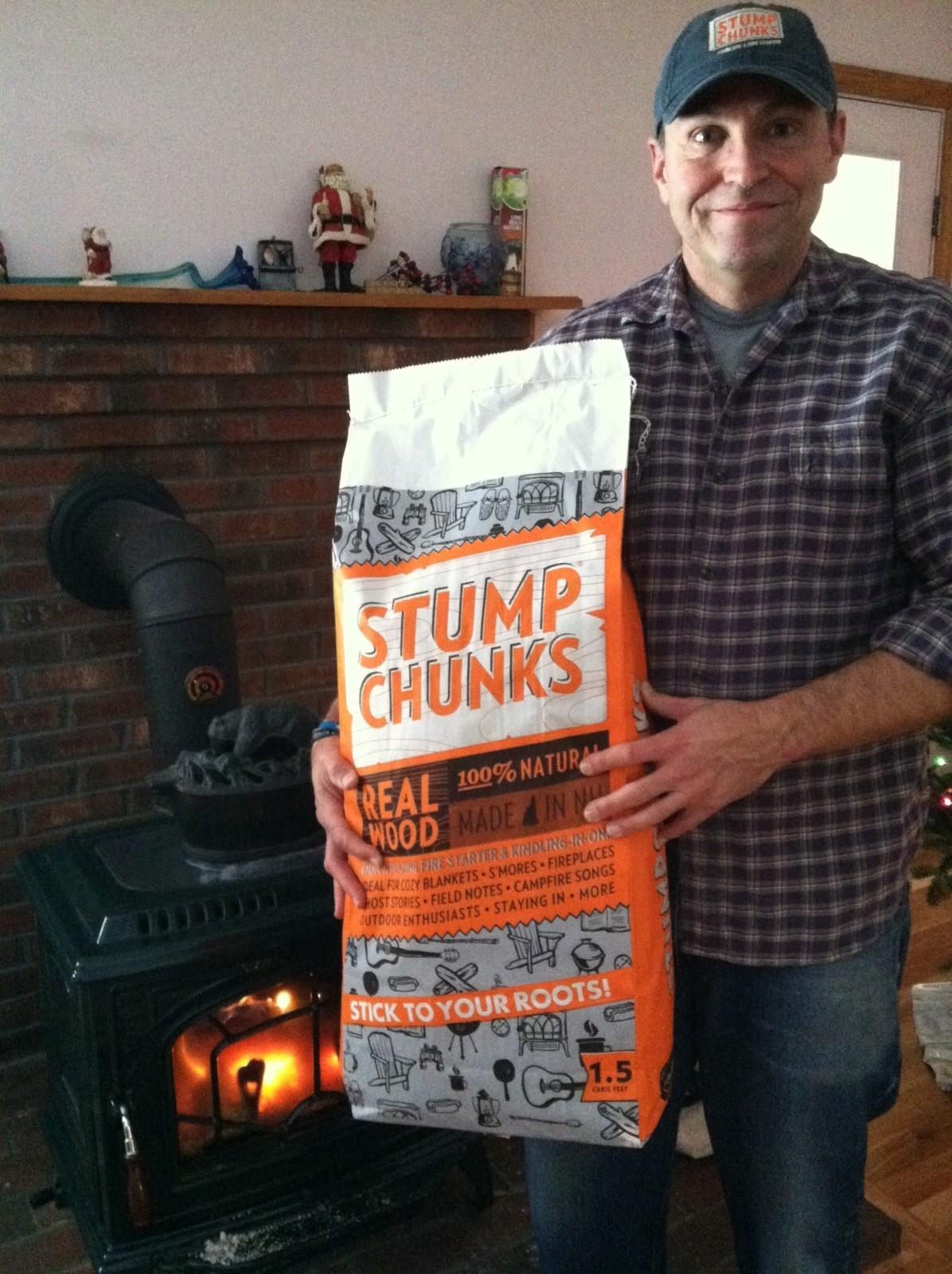 Stump Chunks December Large Bag and Hat Contest Winner