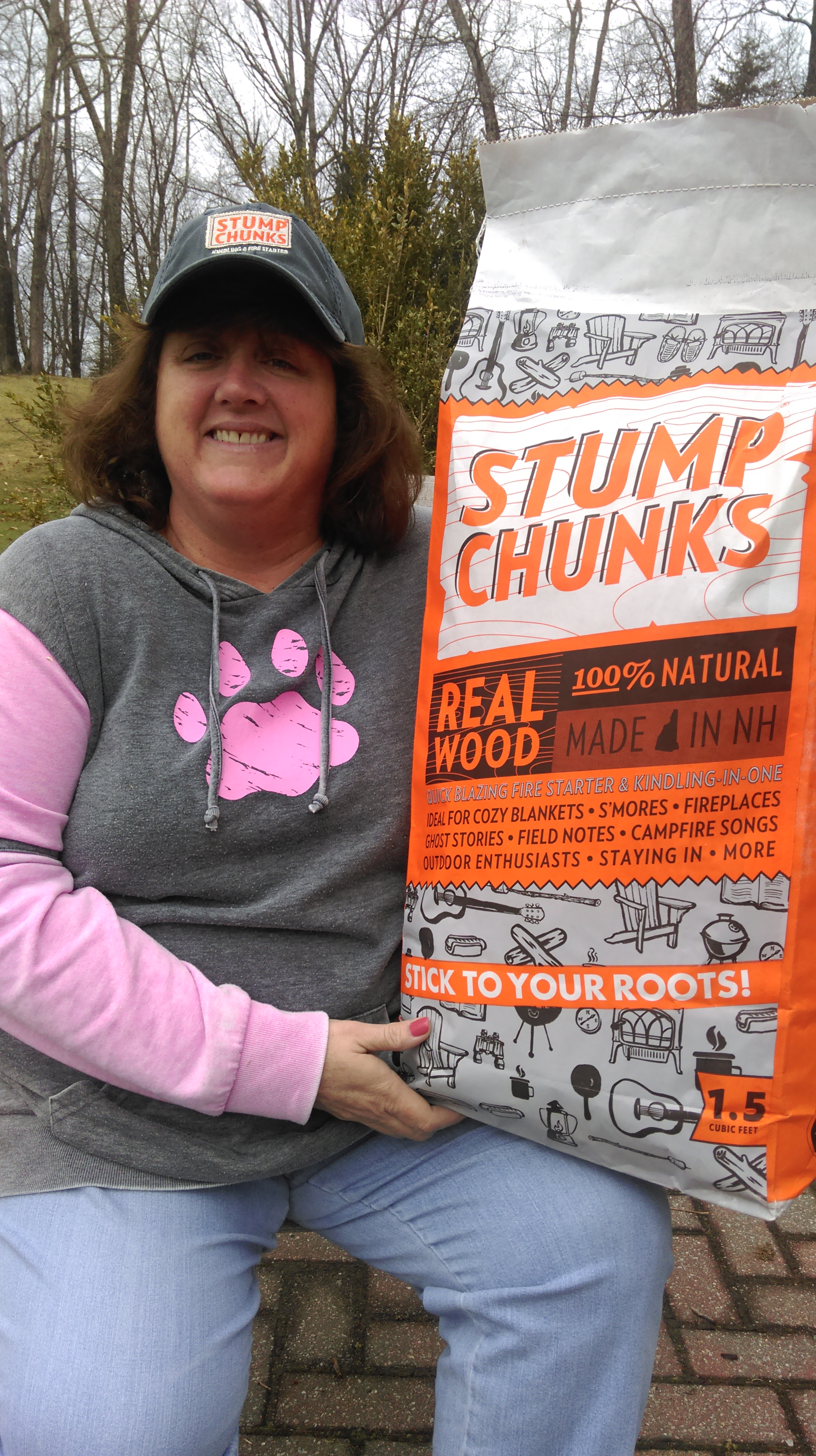 Stump Chunks March Large Bag and Hat Contest Winner