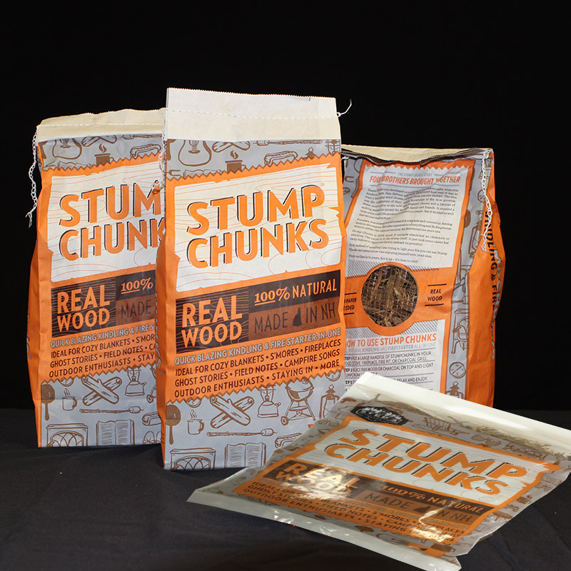 Stump Chunks - Kindling & Firestarter