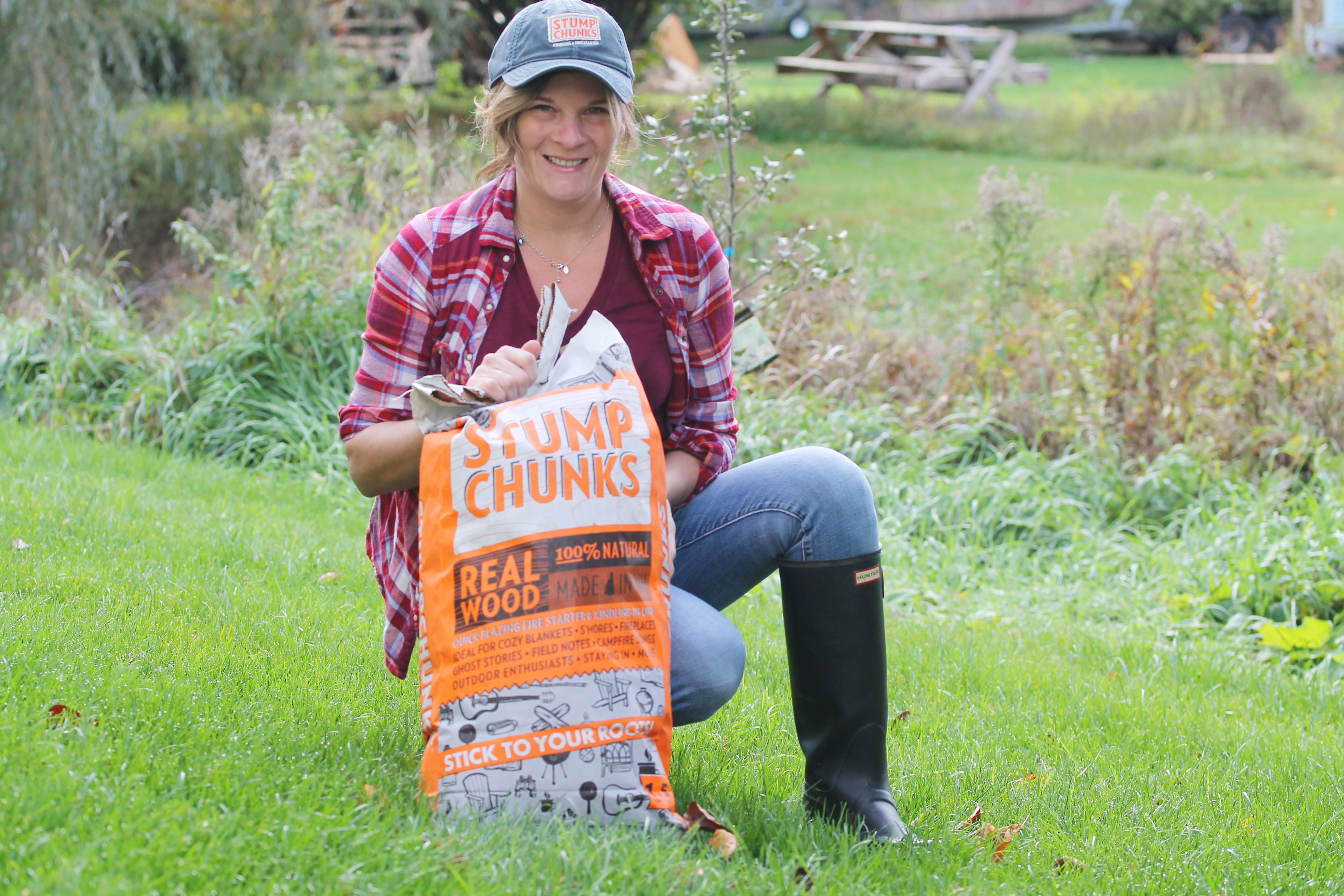 Stump Chunks – August Large Bag and Hat Contest Winner