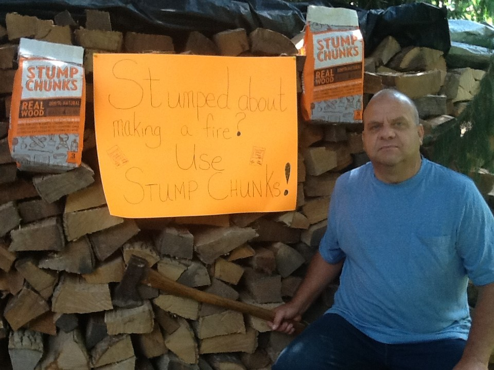 Stump Chunks – May 2017 – Large Bag Contest Winner